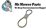 Mr Mower Parts Lawn Mower Belt For MTD # 954-0230 , 754-0230